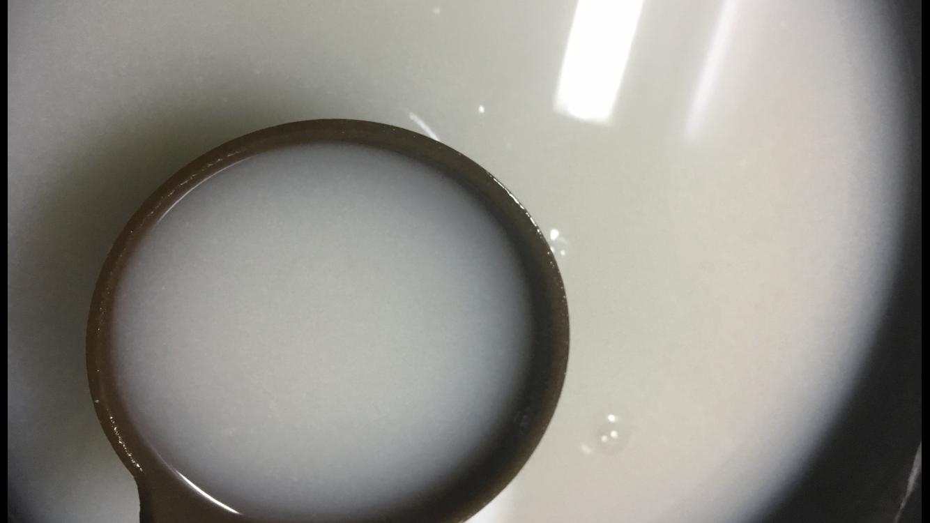 十割そば芯せいろ 濃厚そば湯